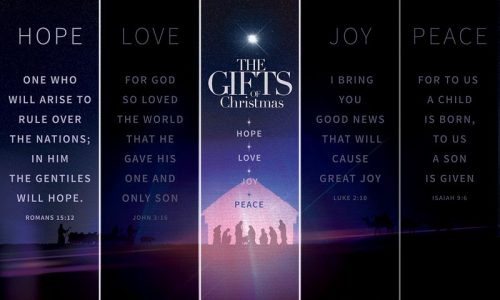 Advent – Hope of the World