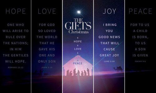 Advent – Joy in Deliverance