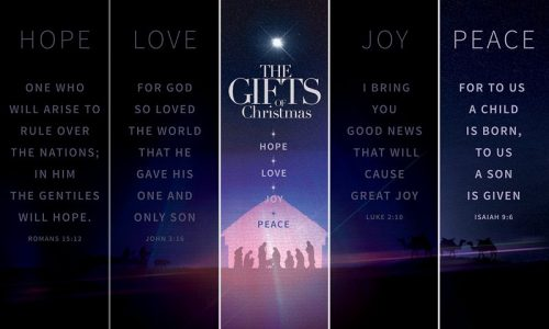 Advent – Peace in Christ